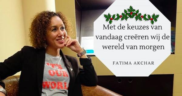 The Christmas Spirit; Social impact is simpelweg gewoon Liefde.