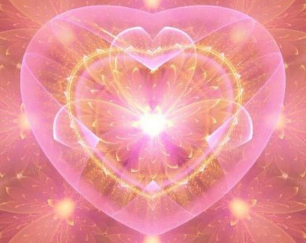 hart dat licht geeft